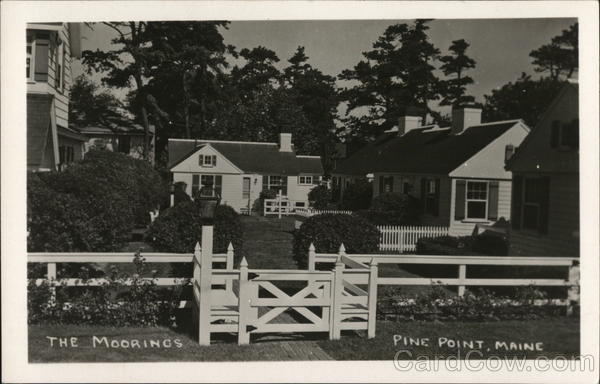 The Moorings Pine Point Maine