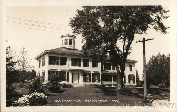 Clearwater Searsport Maine