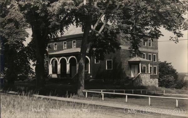 I.D.O.F. Hall Albion Maine
