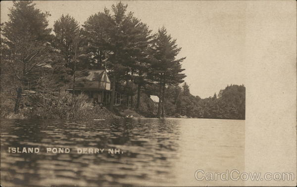 Island Pond Derry New Hampshire