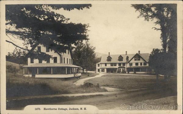 Hawthorne Cottage Jackson New Hampshire