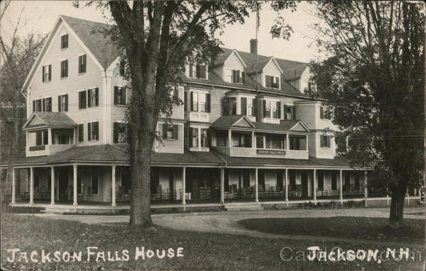 Jackson Falls House New Hampshire
