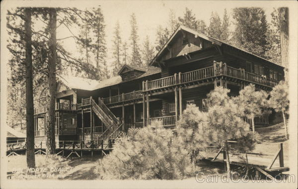 Del Norte Chalet Feather River Inn California