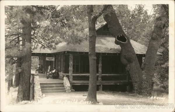 Emerson Hall - Idyllwild Pines California
