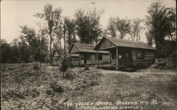 The Yousey Camps Croghan New York