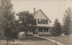P.H. Carter Residence
