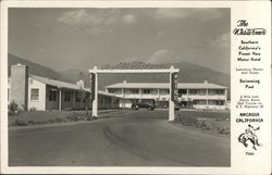 The Westerner - Southern California's Finest New Motor Hotel Postcard