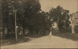West Road Postcard