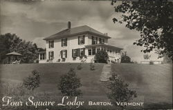 Four Square Lodge