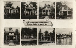 Old Spring Camp and Cabins