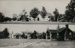 The Hitchin' Post Motel Cottages