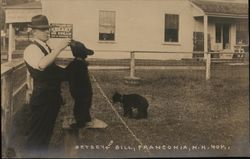 Betsey and Bill Postcard
