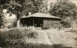 Cottage, Lake Fairlee Club