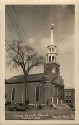 First Parish Church, Central Ave.