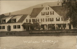 Wilson Cottage Postcard