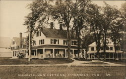 Elmwood Inn, Cottage Postcard