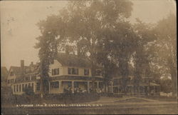 Elmwood Inn & Cottage Postcard