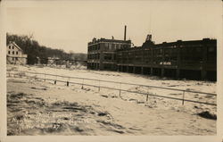 High Water at A.R. Gears Company Flood November 1927