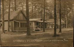 Cottages & Store, Forest Lake