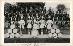 West Swanzey Girls Fife and Drum Corps