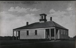 Academy School House