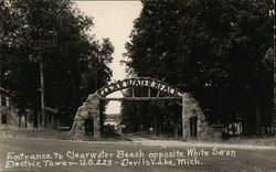 Clearwater Beach Archway