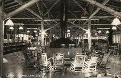 Lobby - Grand Lake Lodge