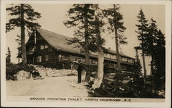 Grouse Mountain Chalet
