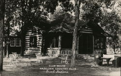 Club House, Hazelden Country Club