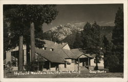 Idyllwild Mountain Inn