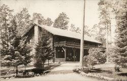 Douglas Lodge, Itasca State Park