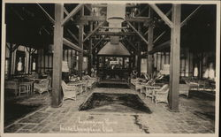 Lounging Room, Lake Champlain Club