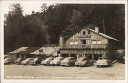 Mount Lemon Store and Inn