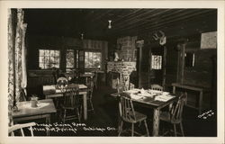 Lodge Dining Room, Kitson Hot Springs