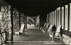 Blythewood Hotel on Look Lake
