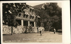 Croquet, Mountain View Hotel, Smoky Mountains National Park