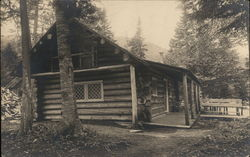 Log Cabin at Chain of Ponds Camps