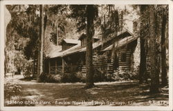 Dining Hall and Recreation Building, O'Leno State Park