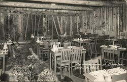 The Dining Room of River Inn