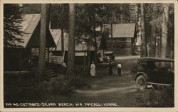 Cottages, Sylvan Beach