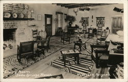 Living Room, Soda Springs Ranch