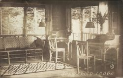 Sprucewold Lodge Interior