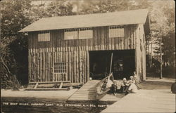 The Boat House, Sargent Camp