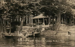 Taylor's Camp, Suncook Lake