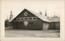 Rainbow Tabernacle Postcard