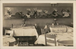 Toy Town Tavern Postcard