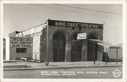 Bird Cage Theatre and Coffee Shop