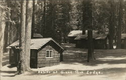 Cabins at Grant Park Lodge