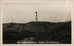 Cape Hatteras Lighthouse Postcard
