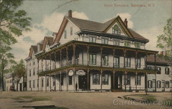 Hotel Belvidere New Jersey